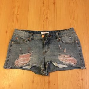 Short for junior